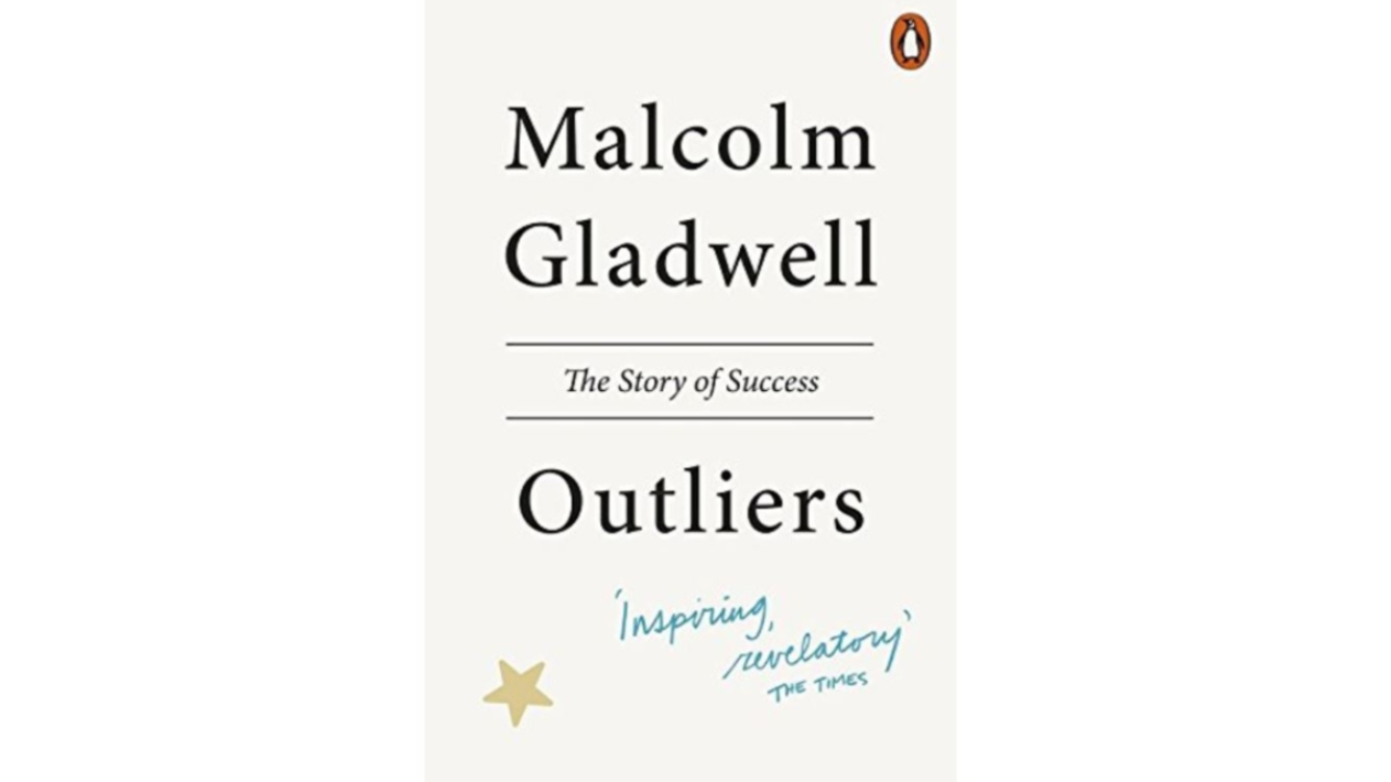 Outliers by Malcolm Gladwell | In Outliers, Gladwell busts a lot of myths. Like for example, that of the self-made successful man. Gladwell shows that people don't miraculously rise from nothing, but extraordinary opportunities and cultural legacies that allow them to learn and work hard make a difference. Essentially, where and when we are born makes a difference, he argues. I like the book because it made me realise the importance of opportunity. It is also relatable with my own life because the opportunities I had are a key reason I am where I am. – Sabahat Contractor (Image: Amazon)