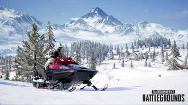 Exclusive: PUBG Mobile 0.10 update brings Vikendi map, snowmobile, new weather mode