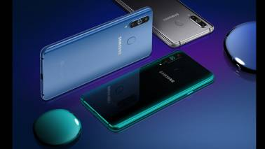 Samsung Galaxy A8s launched: World's first smartphone with a in-display camera-hole