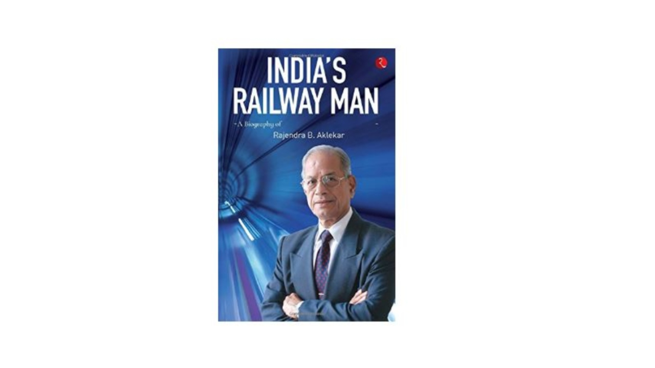 India's Railway Man by Rajendra B. Aklekar | Ideally, I would like to retire by 40. The problem is that I have less than 300 days more to build that retirement corpus. The stark reality facing me is that I will have to slog it out till the ripe old age of 60. E Sreedharan will not appreciate not-so-driven people like me. Take a look at his career. After spending nearly 40 years in Indian Railways, Sreedharan was about to retire in 1990. But instead of enjoying the fruits of his labour, he took on what was the probably the toughest assignment, not just in Indian Railways, but the history of global rail transport. The Konkan Railway was first considered, and abandoned, by the British over a hundred years ago. It is probably for this reason that Aklelar's biography mostly glosses over Sreedharan's pre-Konkan career. That is both, the good and not so good thing, about the book. Good because it has all the details on how Sreedharan and his team built that Konkan route through mountains and over rivers (over 90 tunnels and 2,000 bridges had to be built). And not-so-good because I wanted to know more about the challenges and run-ins that Sreedharan had in his career, and how those experiences shaped him. There are a few instances, but not enough to underline the near four decades that he spent in Railways. Overall, it's a good read and Sreedharan's career a true inspiration. Especially for sloths like me. – Prince Mathews Thomas (Image: Amazon)