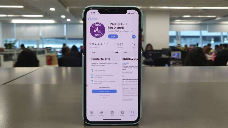 With do-not-disturb app in store, Apple finally TRAIs hard to warm up to  India