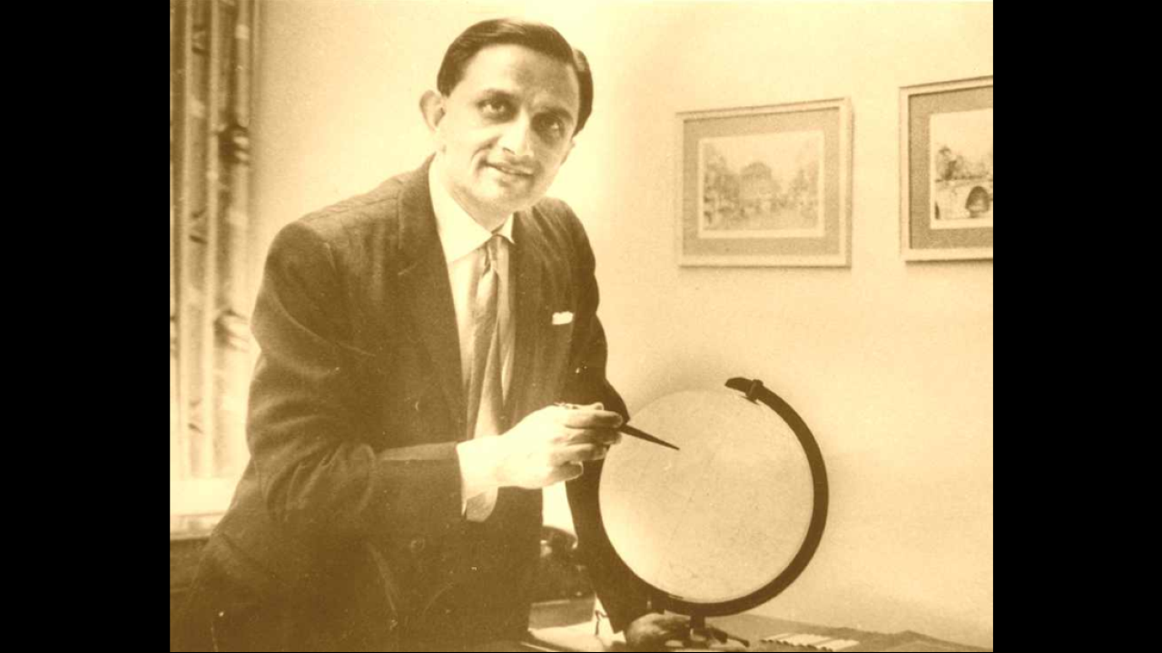 ISRO was formed in 1969 on August 15, India's Independence day, and superceded INCOSPAR with Vikram Sarabhai at the helm. (Image Source: ISRO Twitter)