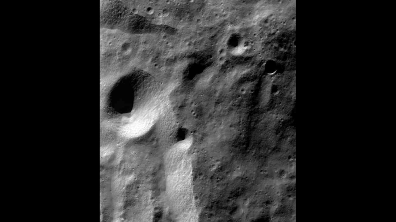 In 2008, India launched Chandrayaan, a lunar orbiter which found evidence of water on the moon. With Chandrayaan, India became only the fourth country in the world to successfully land on the lunar surface. (Image Source: ISRO.gov.in)