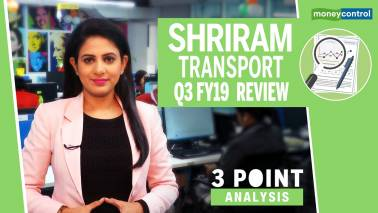 3-Point Analysis   Shriram Transport Q3 FY19review