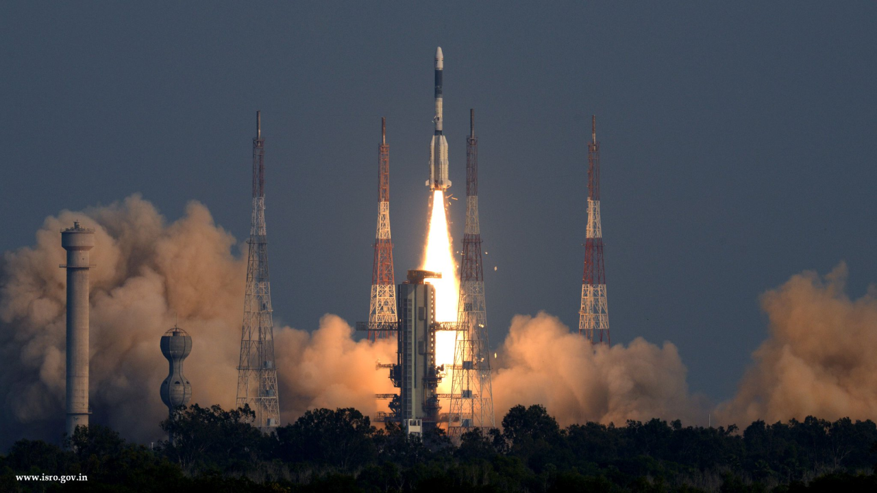 ISRO's budget for 18 stood at Rs 9,093.71 crore ($1.2 billion approx). In comparison, NASA's budget for 2018 was a staggering Rs 149,278.5 crore ($21 billion approx) which is close to 17.5 times that of ISRO's budget. (Image Source: ISRO Twitter)