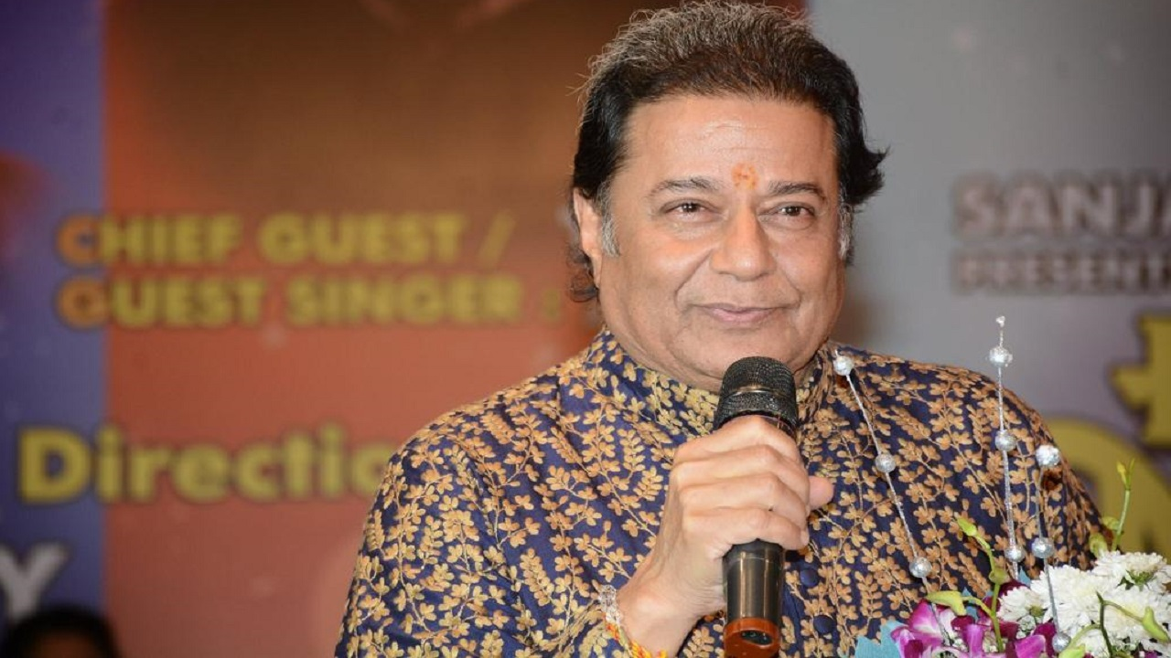 Anup Jalota | The veteran singer known for his devotional songs and Ghazals made a comeback to popular culture with his appearance on television show Bigg Boss.