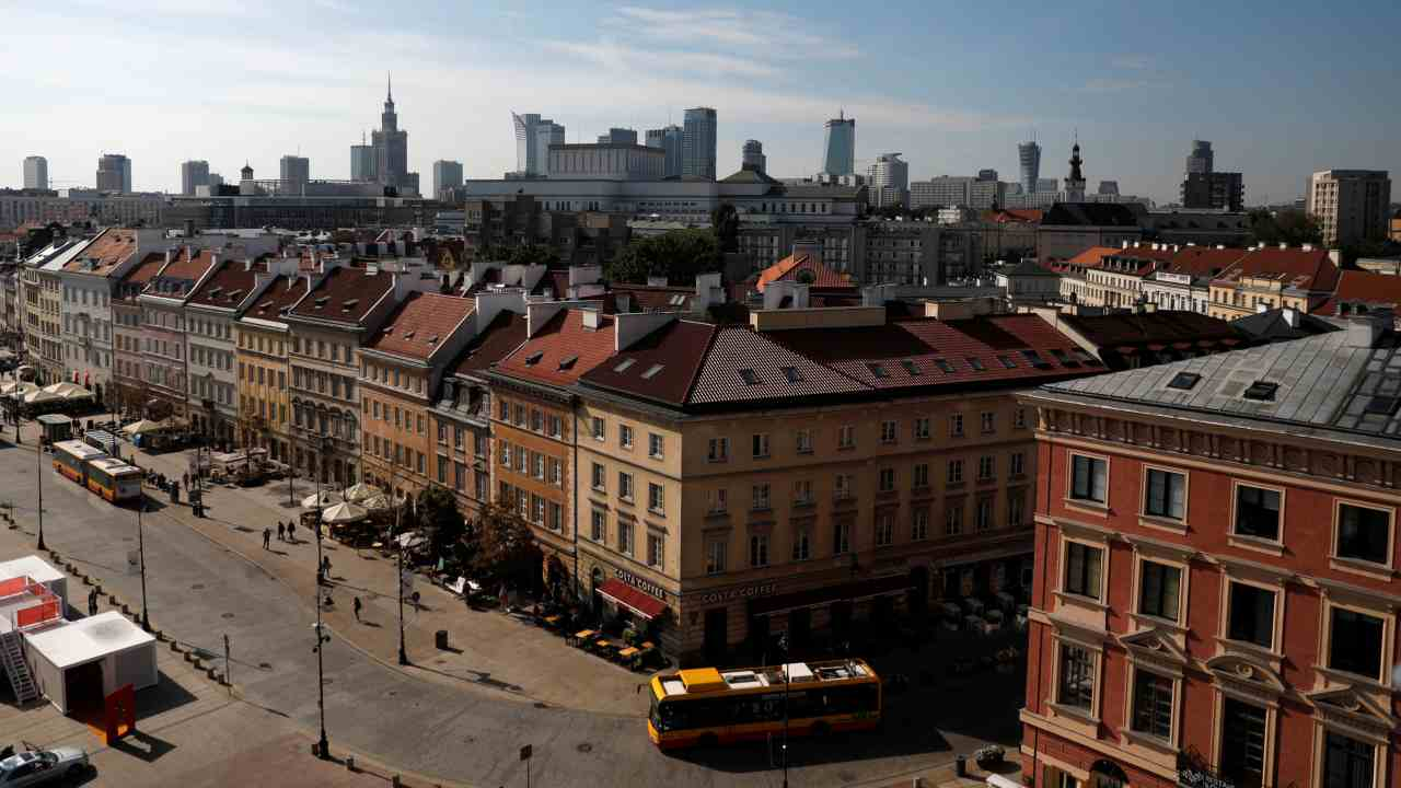 5. Poland | Another surprising entry on the list is Poland, as it are not seen in traditional groups of top emerging nations. The growth rate in the millionaire population would be 10 percent in the next five years. (Image: Reuters)