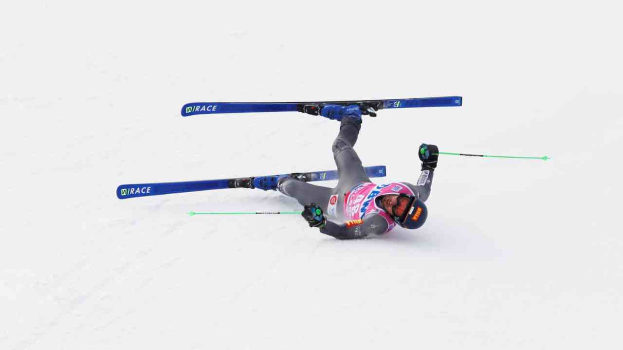 Alpine Skiing World Cup, Men's Giant Slalom - Adelboden, Switzerland | Slovakia's Andreas Zampa (Reuters)