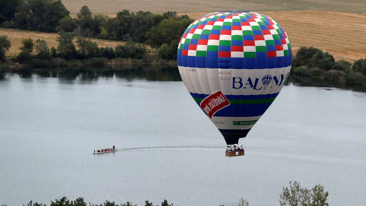Tax on tethered hot air balloons in Kansas | Out of the gazillion taxes levied in the US, this takes the mantle of the most bizarre tax. In Kansas, an untethered hot air balloon is considered to be a form of transportation and a tethered one to be a device for amusement. Since amusement rides are taxed, you'll pay extra for that tether. (Image: Reuters)