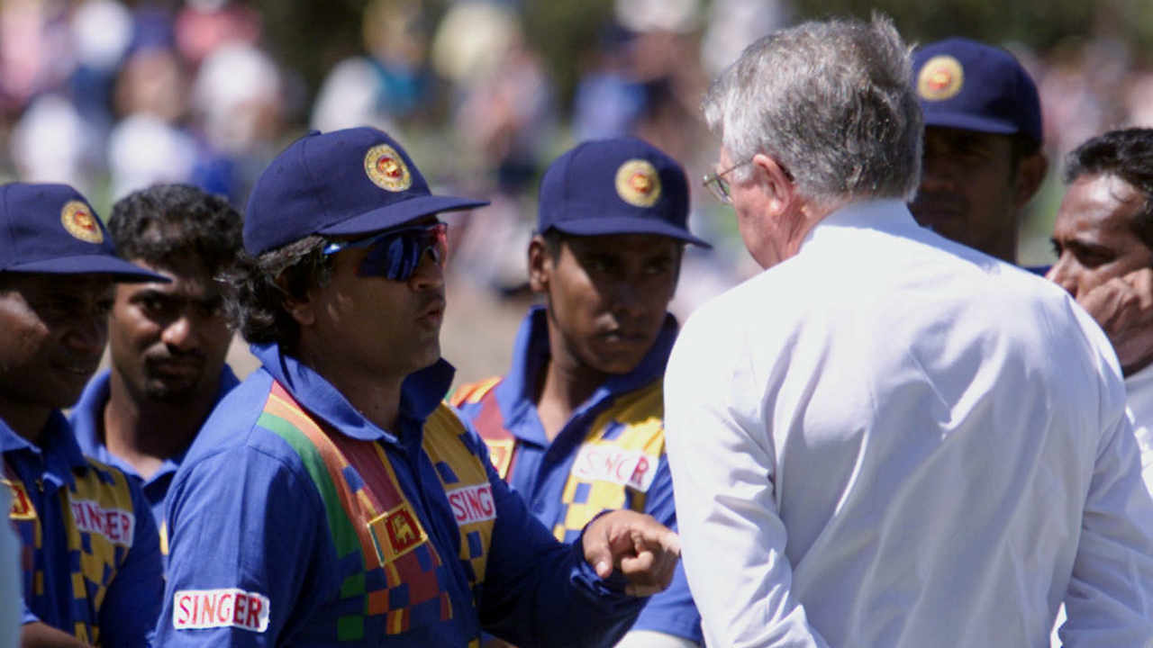 78 all-out vs Sri Lanka, Kanpur, 24-Dec-86 | In the first ODI of Sri Lanka's tour of India, India were set a target of 196. But, thanks to the spin of Arjuna Ranatunga India were bowled out on 78. Ranatunga picked up four wickets. His wickets included the prized scalps of Kris Srikkanth, Ravi Shastri, Chandrakant Pandit and Charu Sharma. India lost the match by 117 runs. (Image: Reuters, File Photo-Representational)