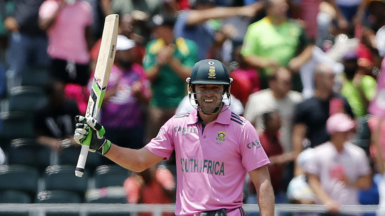 """For former Sri Lankan cricketer Mahela Jayawardene, de Villiers is the definition of a class player. Jayawardene once said, """"How good is AB de Villiers? This is class."""