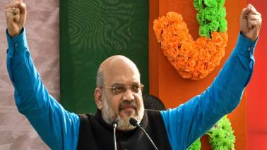 Illegal migrants are SP, BSP vote bank: Amit Shah