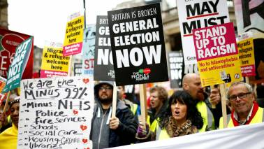 Brexit in limbo: Here are the 4 options ahead