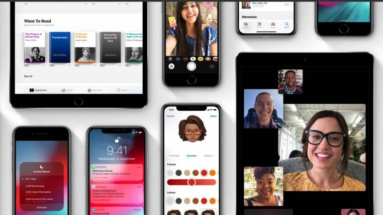 Screenshots reveal first look of iOS 13 with Dark Mode, unified 'Find My'  app and more