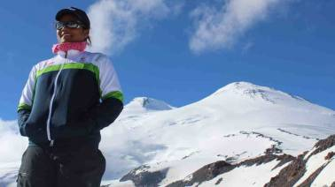 Arunima Sinha scales new heights, becomes first woman amputee to climb Mt Vinson in Antarctica