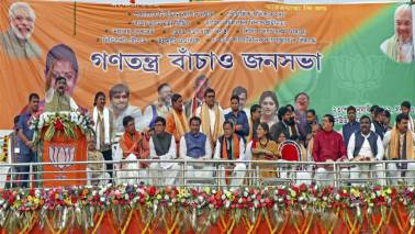 Narendra Modi's rally in Bengal likely to be rescheduled: Rahul Sinha
