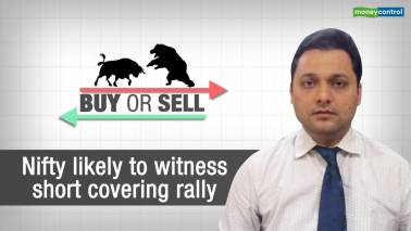 Nifty likely to witness short covering rally
