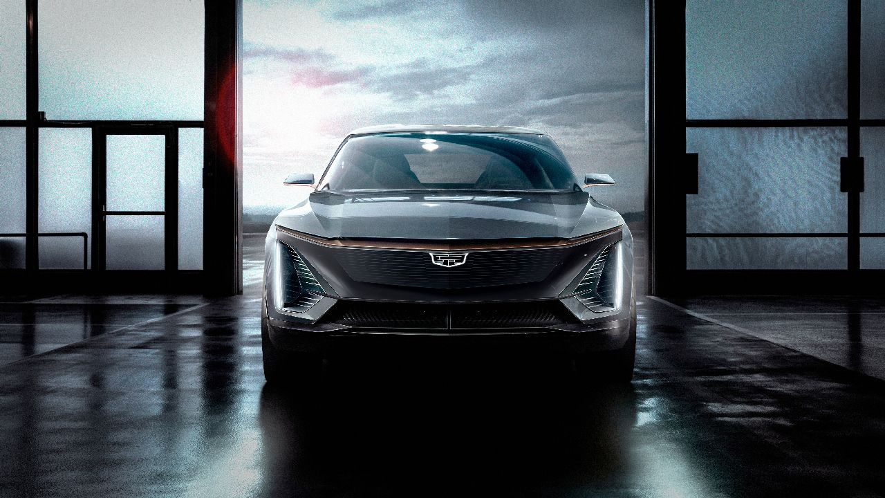 Cadillac furthered its recent product blitz today with the reveal of the brand's first EV. This will be the first model derived from GM's future EV platform. GM announced on Friday that Cadillac will be at the vanguard of the company's move towards an all-electric future.