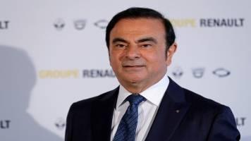 Nissan Motor files criminal complaint against jailed ex-Chairman Carlos Ghosn
