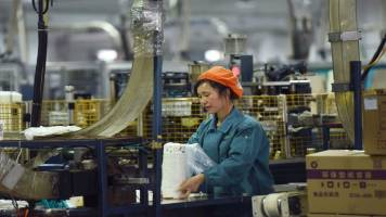 China's economy cools to 6.4% in fourth quarter, 2018 growth hits 28-year low