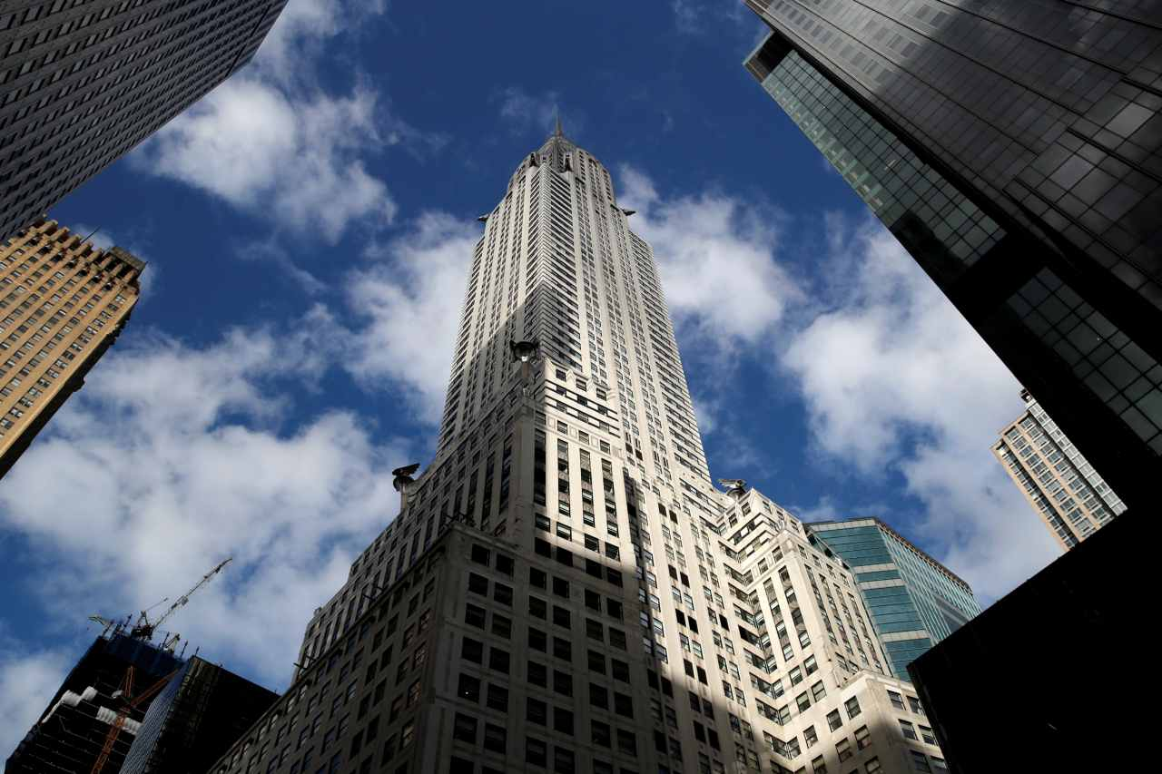 New York's iconic Chrysler Building that featured in Spider-Man, Men In Black 3 is up for sale