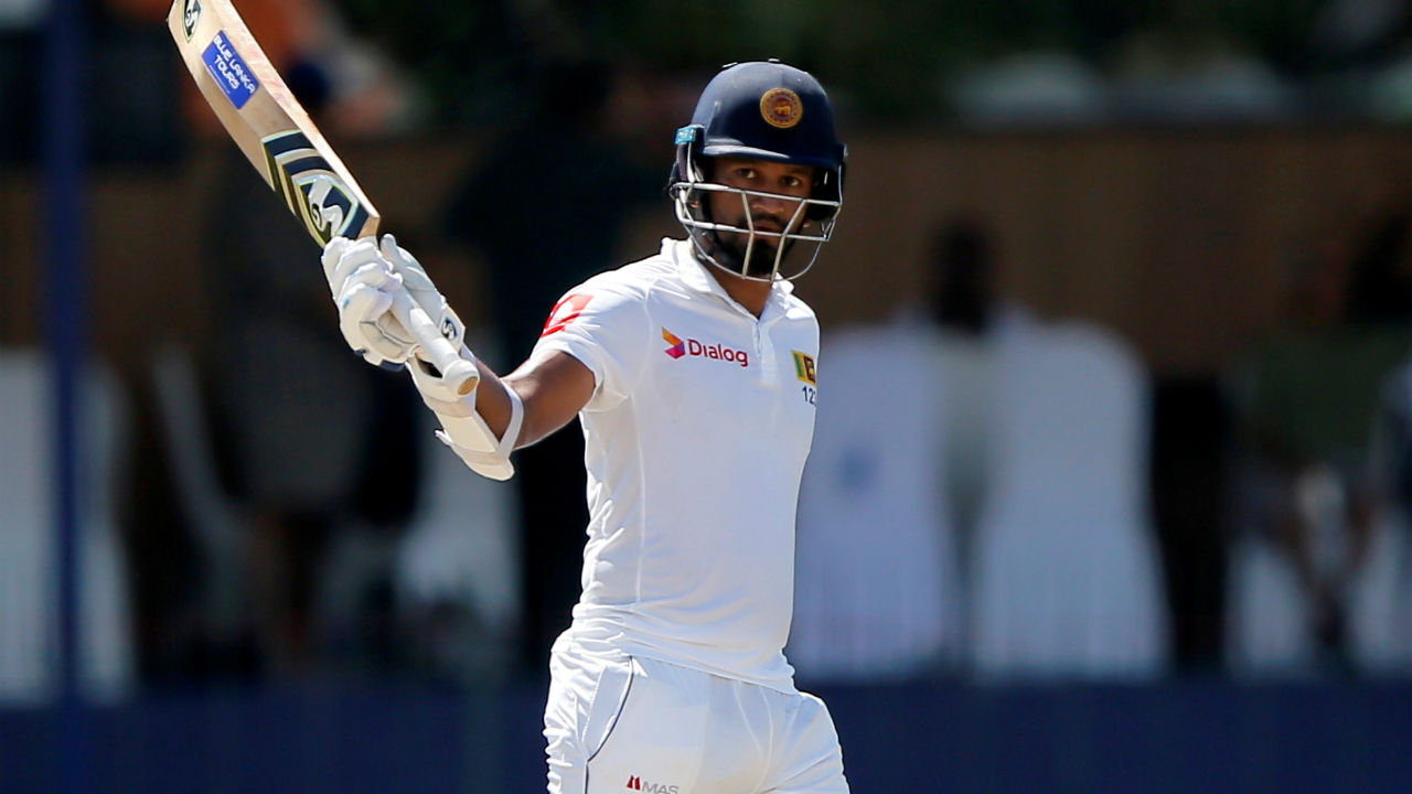 Dimuth Karunaratne (Sri Lanka) | Karunaratne amassed 743 runs in just 9 Tests, including a century and seven fifties. He averaged 46.43 which is a personal best in a calendar year eclipsing the 42.83 he recorded in 2014. Karunaratne picked up the Man of the Series award against South Africa as he registered an unbeaten 158 followed by three consecutive half-centuries. 2018 Stats | Innings: 17 | Runs: 743 | Average: 46.43 | Strike Rate: 56.63. (Image: Reuters)