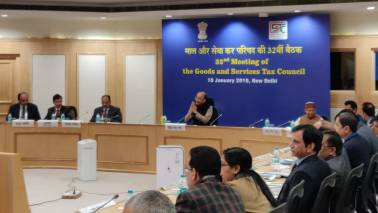 GST Council meet updates: Returns under composition scheme only once a year, says FM Arun Jaitley