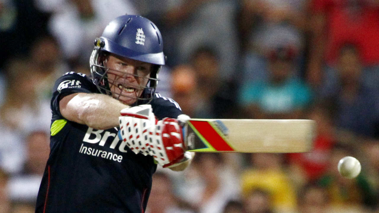 Eion Morgan (England) | Morgan was immediately recognised as a cricketer of rare unorthodox talent. He is considered as one of England's most bankable limited-overs performers. (Image: Reuters) Matches: 212, Innings: 199, 6s: 170