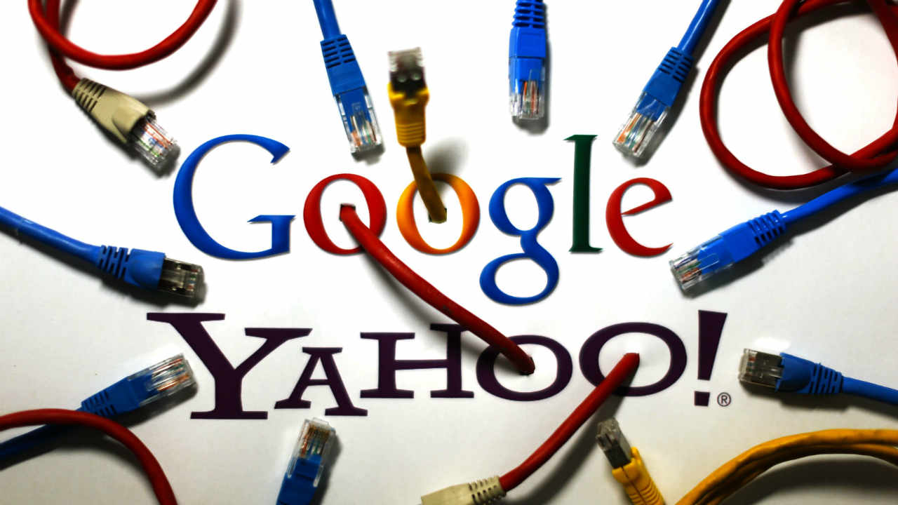 Probably the worst mistakes ever made by tech giant Yahoo was passing up an opportunity to buy Google, back in 1997. The offer at the time was $1 million, but Yahoo denied. Twenty years on, Google is worth $110 billion. (Image: Reuters)