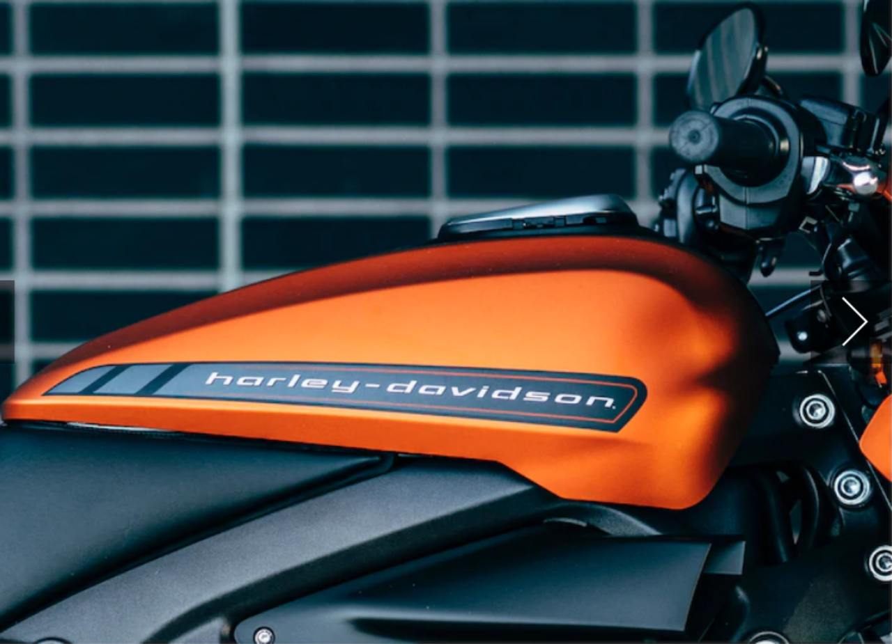 Behold: The LiveWire — Harley-Davidson's first ever all-electric