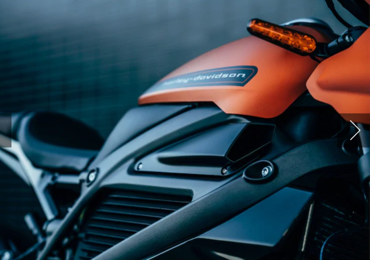 The premium bike manufacturer revealed some specs of the LiveWire at the Consumer Electronics Show (CES) 2019 in Las Vegas. (Image: Harley-Davidson)