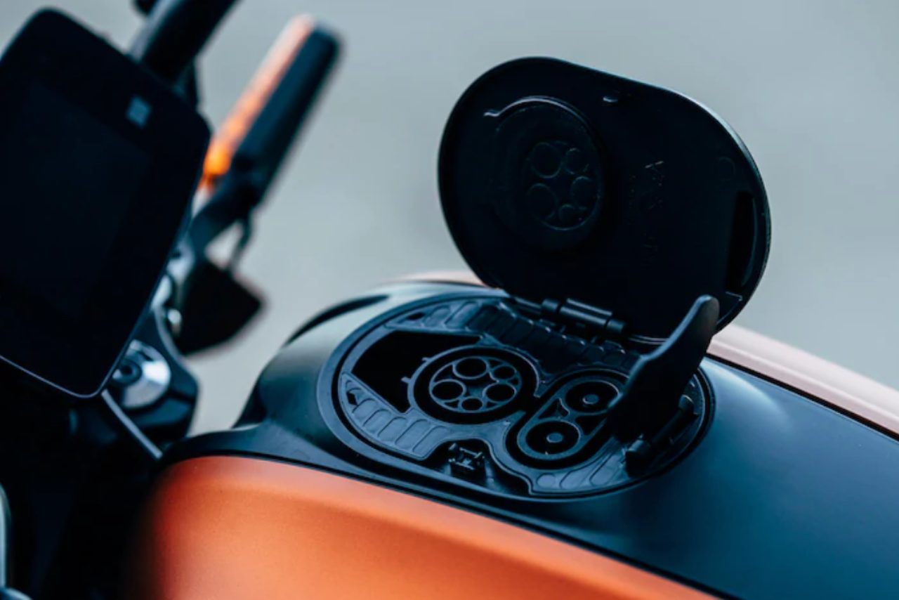 The bike can travel around 110 miles within city limits (178 km) on a single charge. Harley Davidson did not divulge how many miles would that translate to on highways. The original LiveWire prototype that was showcased four years ago has a range of about 55 miles in 'economy' mode, the company had said. (Image: Harley-Davidson)