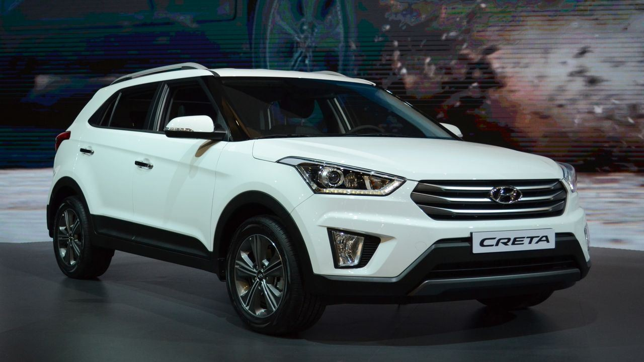 Hit by intense competition from Kia's Seltos the Hyundai Creta is offered by the Korean brand for a benefit offer of Rs 50,000 on petrol and diesel. Creta is one of the best-selling models for Hyundai and India's best-selling SUV (Image: Hyundai India)