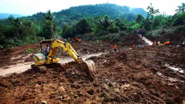 Indonesia landslide: Death toll shoots up to 32