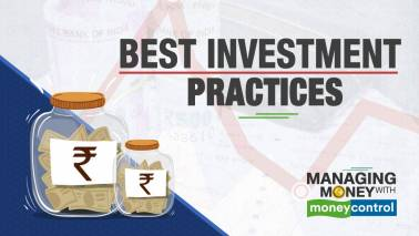 Managing Money with Moneycontrol I Best investment practices to follow in 2019