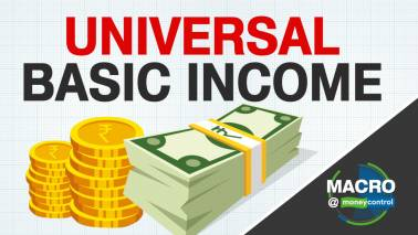 Macro@Moneycontrol │ What is Universal Basic Income?