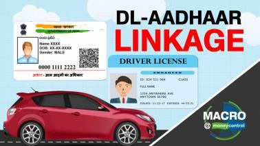 Macro@Moneycontrol I Linking your driving licence with Aadhaar
