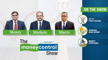 The Moneycontrol Show │ Profit booking, UBI, market strategies