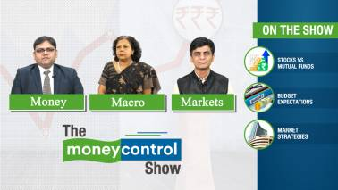 The Moneycontrol Show | Equity vs MF, Interim Budget, market strategies