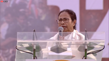 Mamata Banerjee mega rally LIVE: Not concerned anout who will be PM, just want BJP to go, says Mamata Banerjee