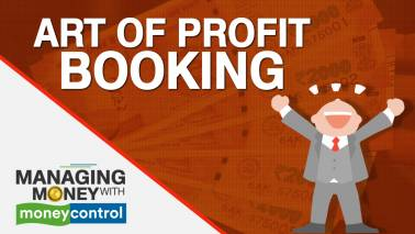Managing Money With Moneycontrol │ Art of profit booking