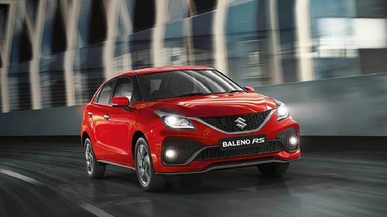 Image result for baleno sporty 2019