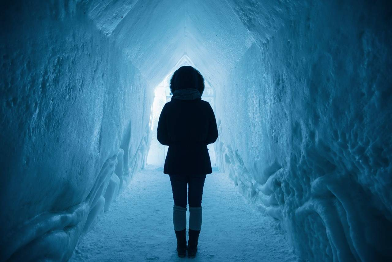 10. Ontario Ice Caves | Canada (Image: Pixabay)
