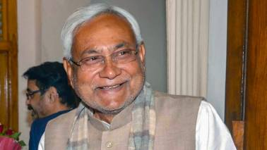 EVMs are perfectly fine, it strengthened people's right to vote: Nitish Kumar