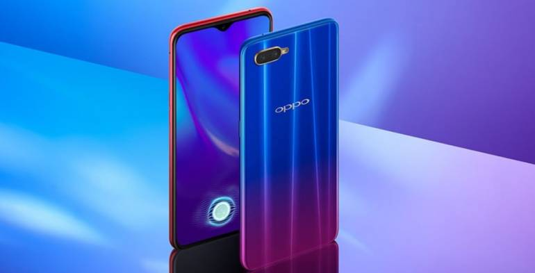 d487b40ee Oppo K1 launched at Rs 16
