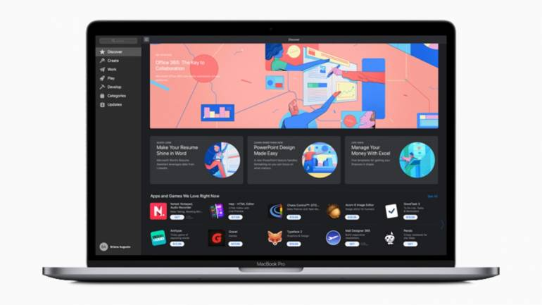 Microsoft's Office 365 apps hit the Apple Mac App Store