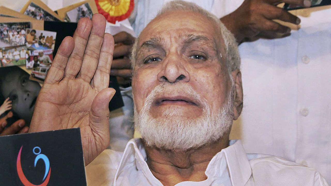 Kader Khan, best known for penning some of the most powerful dialogues and comic timing as an actor, passed away on December 31 due to prolonged illness. He was 81. (File image: PTI)