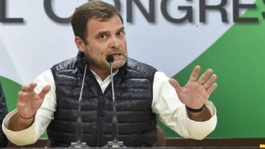 Farmers showed PM Narendra Modi their strength in recent state polls: Rahul Gandhi