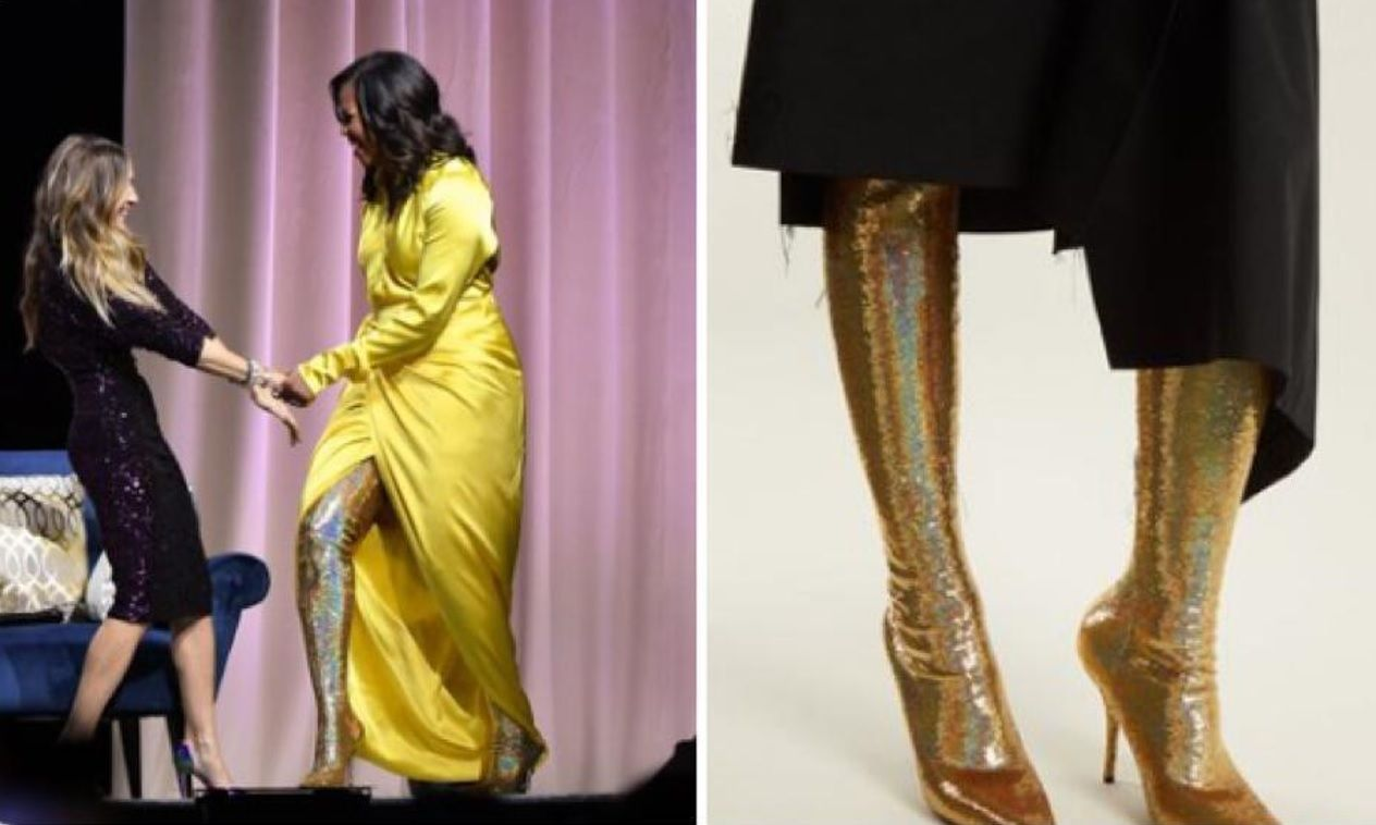 Q11. Identify the brand brought into recent focus by Michelle Obama's inimitable style.
