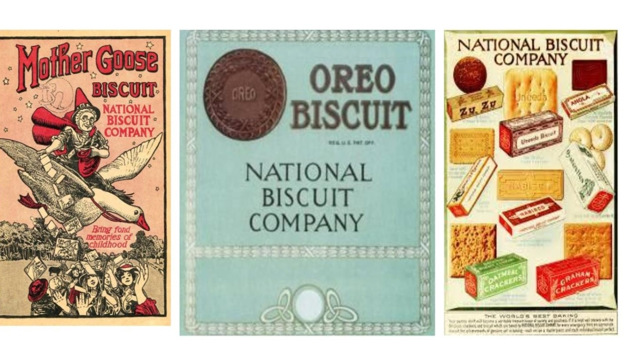 Answer: Oreo. Oreo, Mother Goose and Verona were launched by National Biscuit Company.